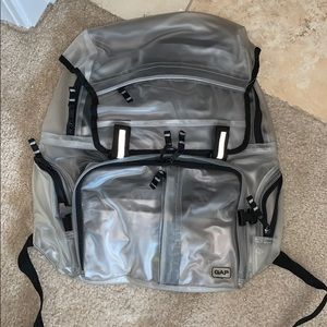 Brand new vintage kids clear backpack